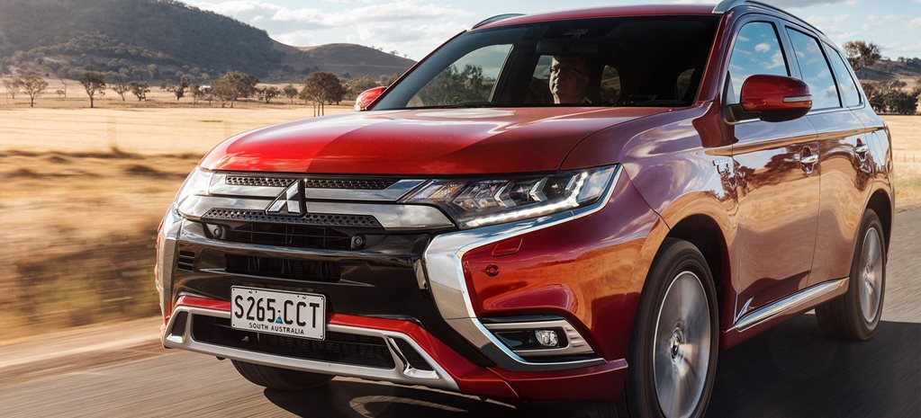 Mitsubishi Outlander PHEV review feature