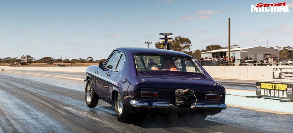 Drag Challenge 2019 - Turbosmart Outlaw Blown Top 12