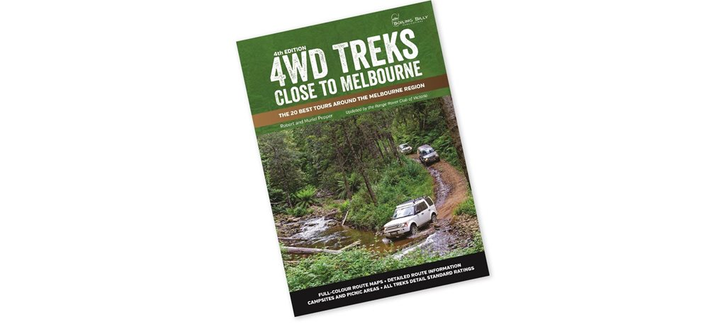 4WD Treks Close to Melbourne Fourth Edition feature