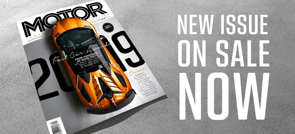 MOTOR Magazine Annual 2019 issue preview feature