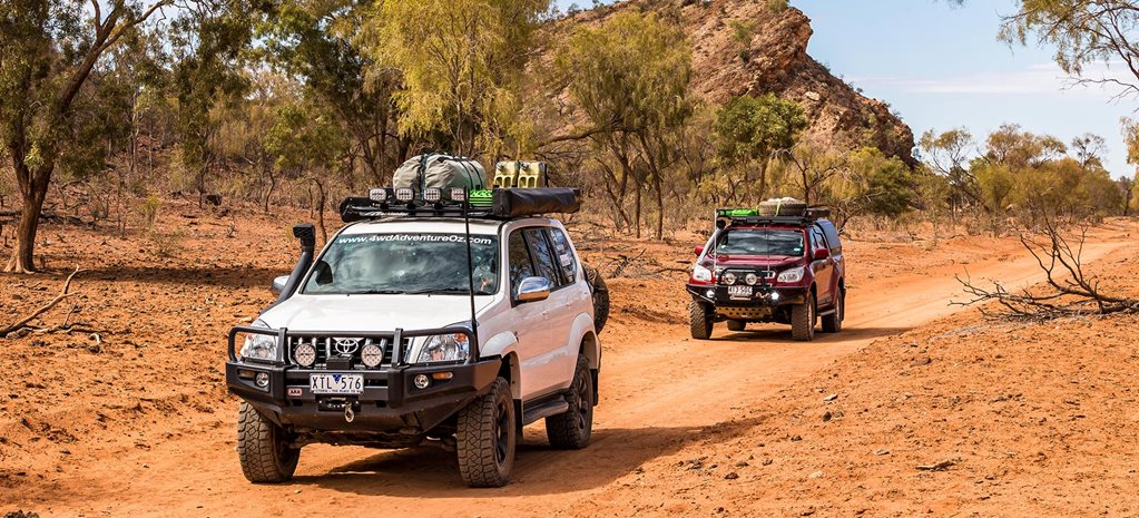 Binns Track 4x4 travel guide feature