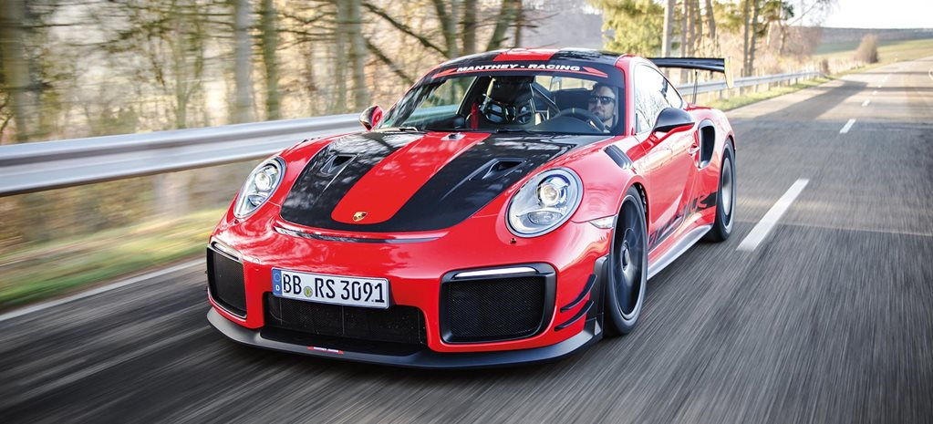 Manthey Racing considering Bathurst lap record 911 GT2 RS MR news