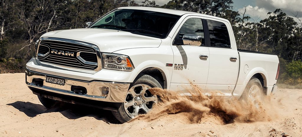 Ram 1500 Laramie V6 Ecodiesel review feature