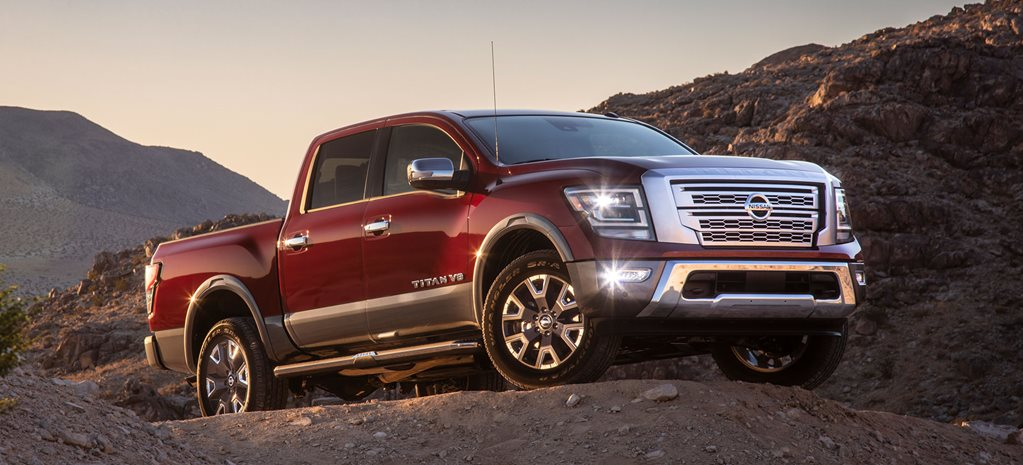 Nissan wants to offer Titan ute in Australia