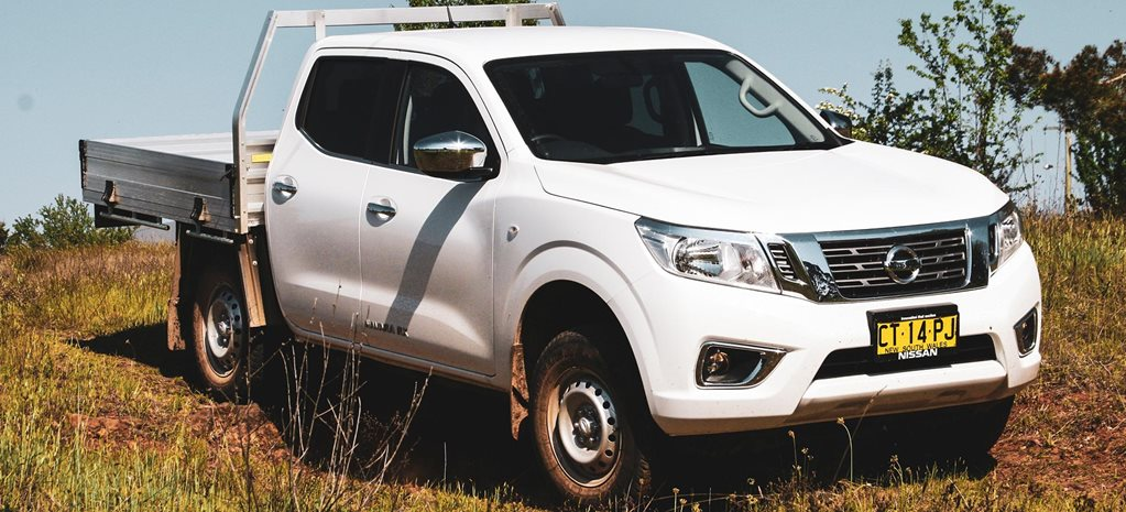 Nissan Navara RX review feature