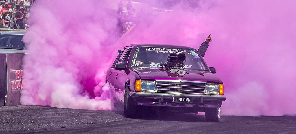 Street Machine Summernats 33 survival guide schedule