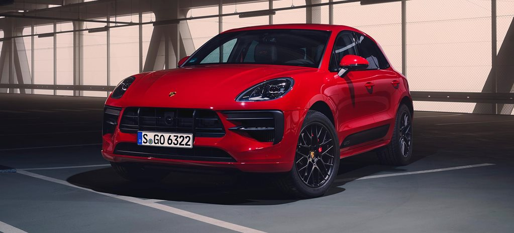 2020 Porsche Macan GTS revealed news