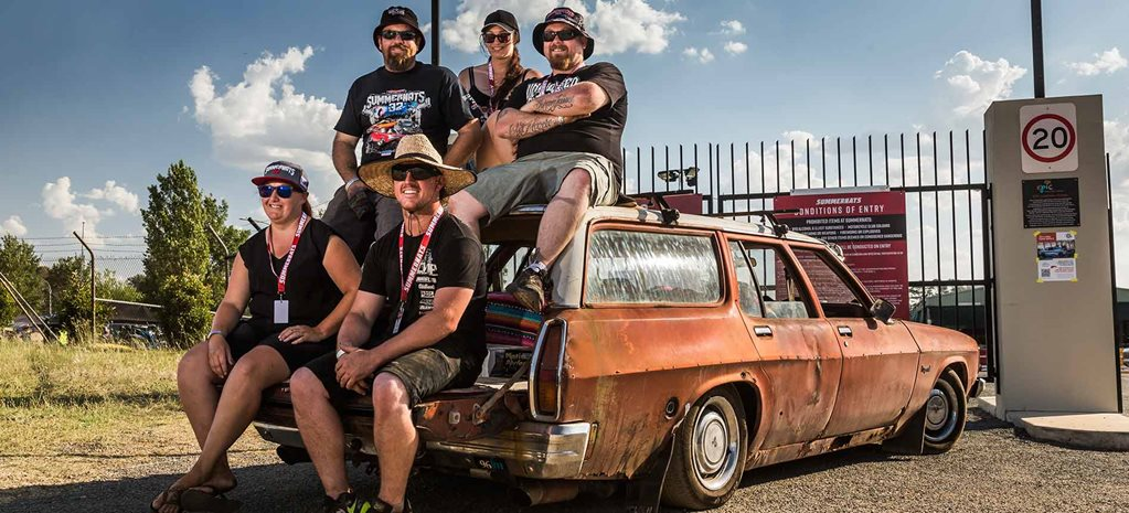 Street Machine Summernats 33 survival guide highlights