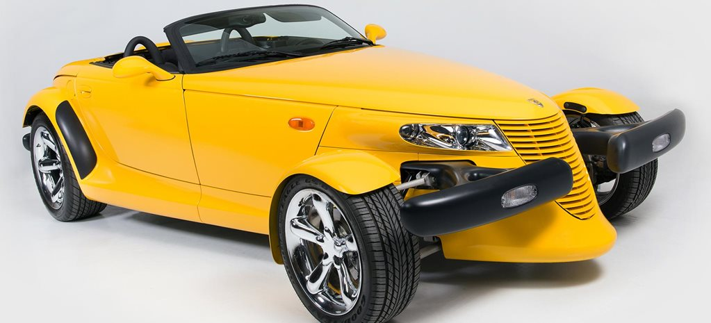1997 Plymouth Prowler Fast Car History Lesson feature