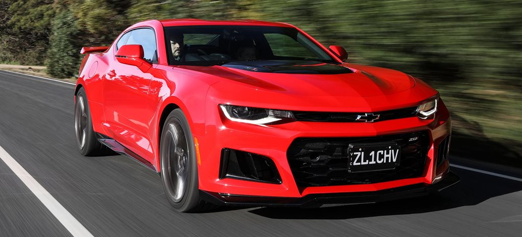 Chevrolet Camaro ZL1 long-term review feature