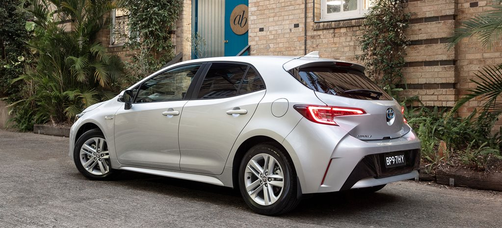 Toyota Corolla Price and Features