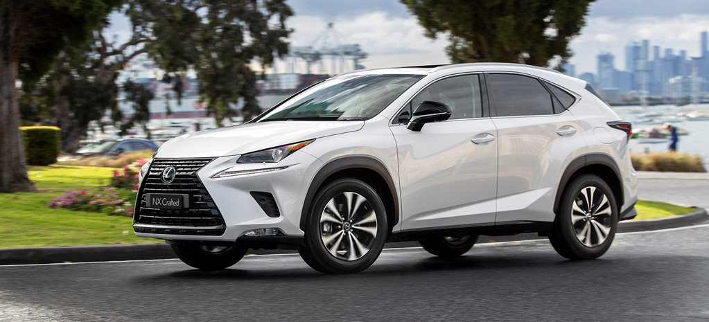 Lexus NX 300 Crafted AWD review