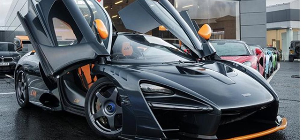 McLaren Senna LM confirmed by dealer news