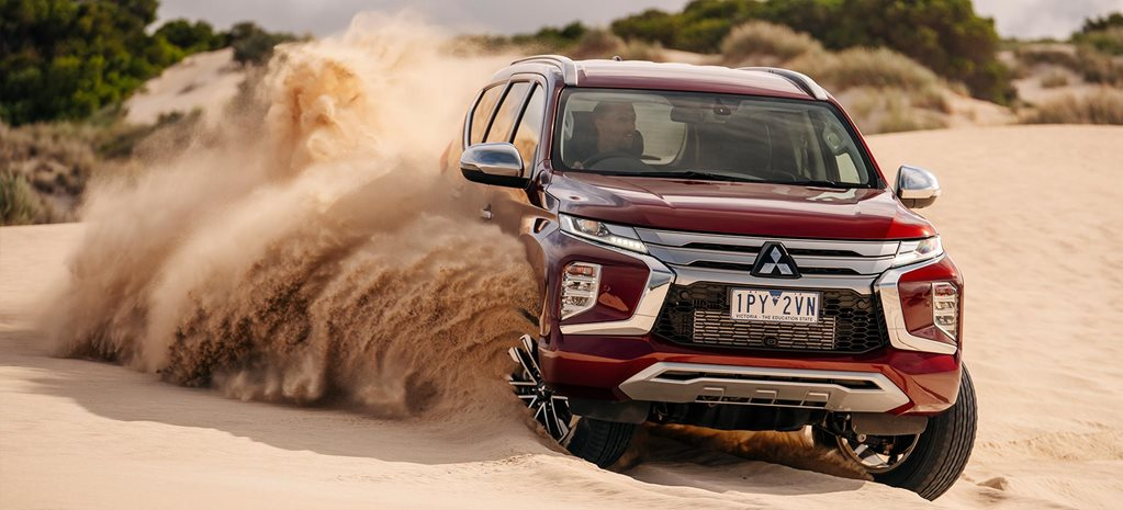 2020 Mitsubishi Pajero Sport on sale news