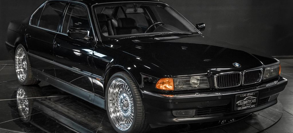BMW 750iL Tupac for sale news