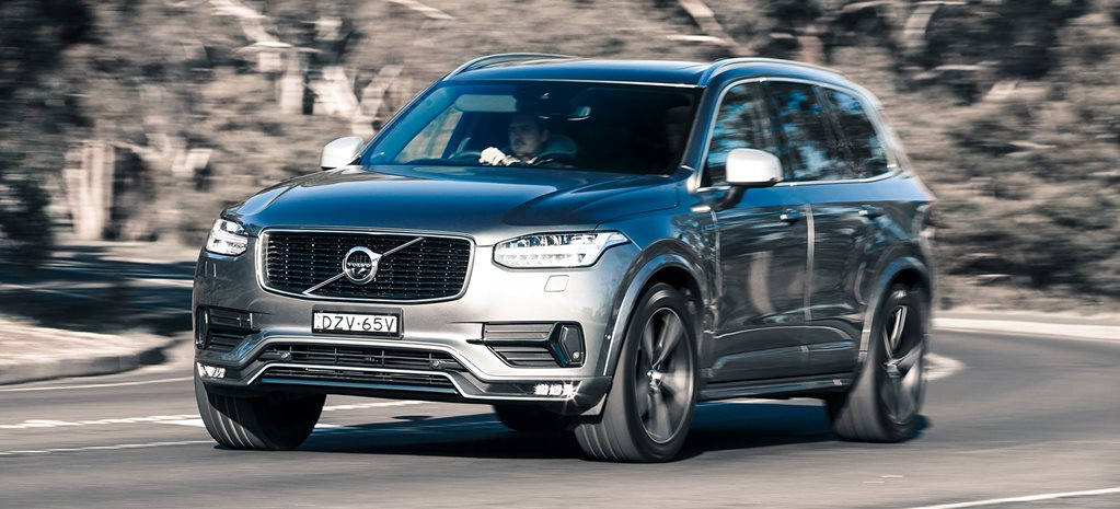 Volvo slashes prices of XC90 large SUV