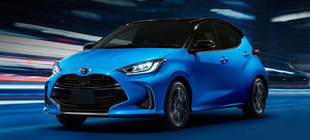 Toyota to add new Yaris-based crossover to range