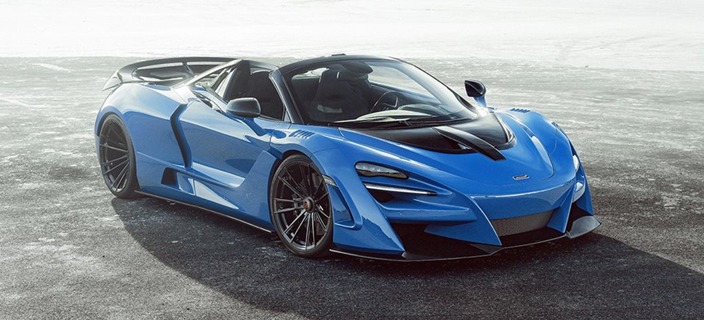 Novitec McLaren 720S Spider N-Largo revealed news