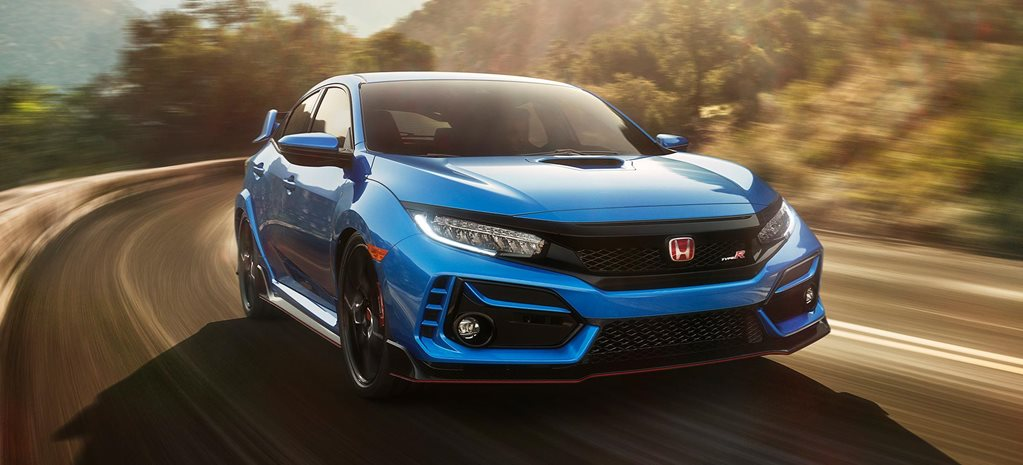 2020 Honda Civic Type R facelift revealed news