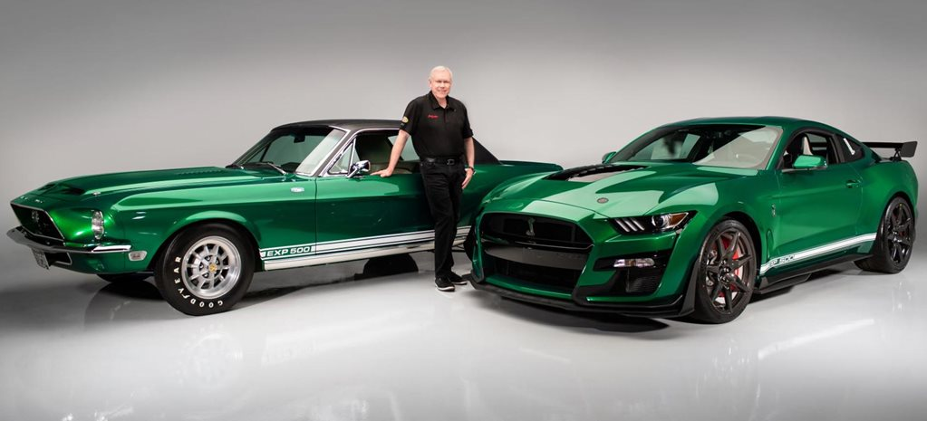First 2020 Ford Mustang Shelby GT500 feature