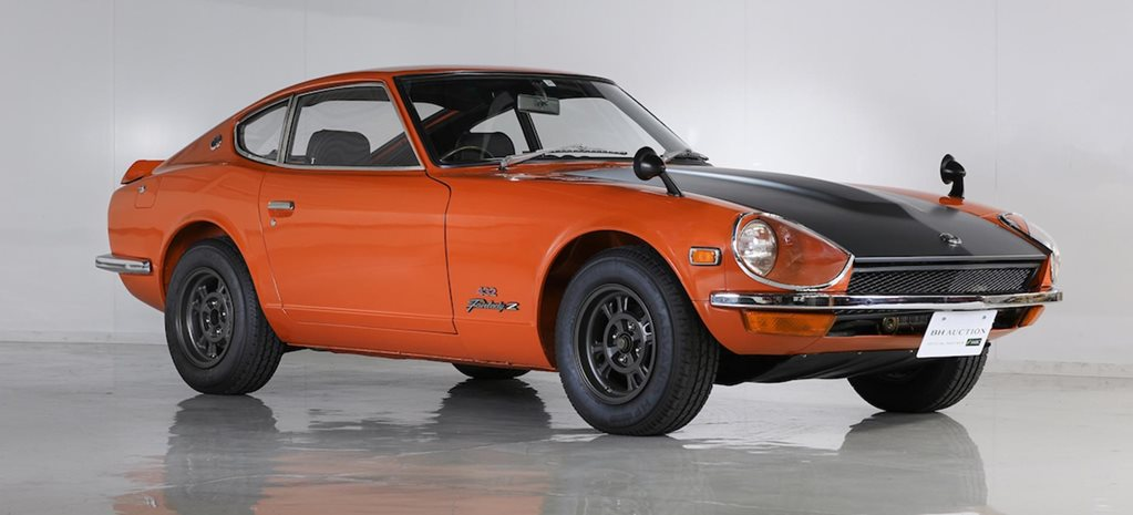 1970 Nissan 240Z Z432R sells $1.17million news