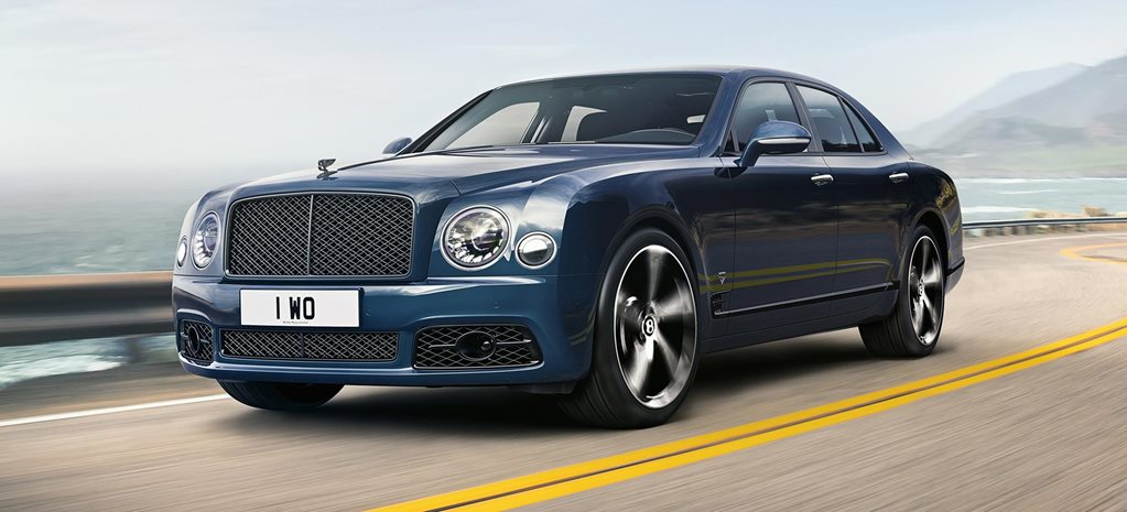 Bentley Mulsanne 6.75 Edition revealed news