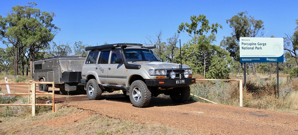 Kennedy Developmental Road 4x4 travel guide feature