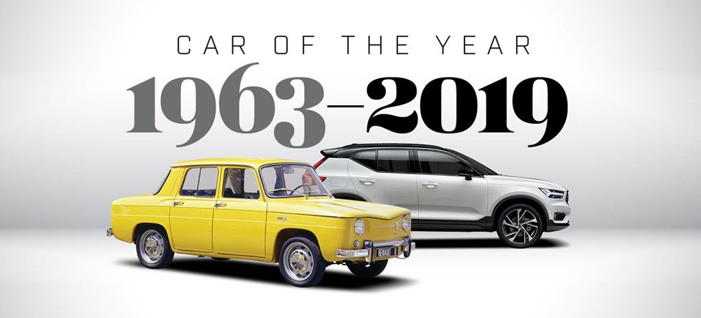 History of Wheels Car of the Year: All the winners
