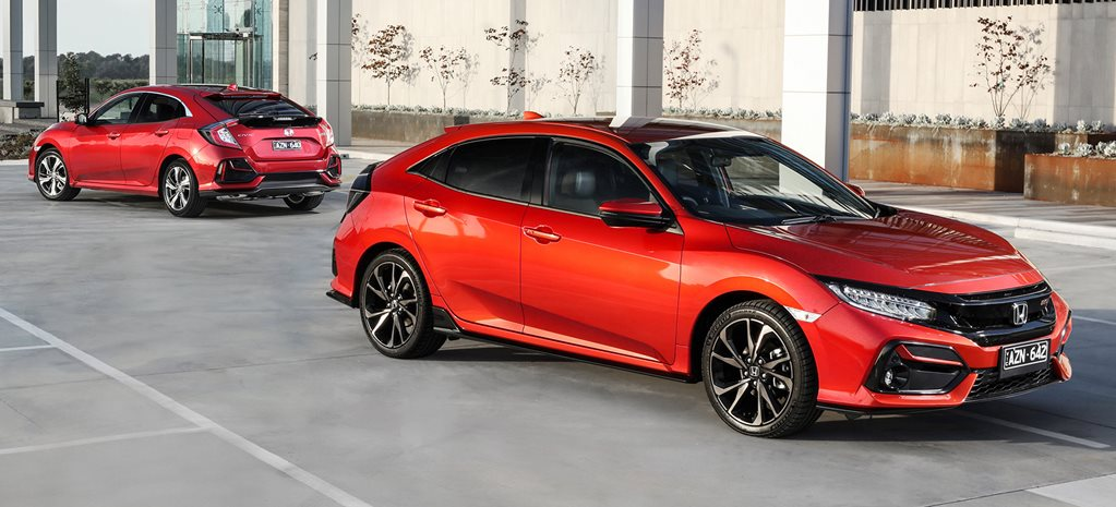 2020 Honda Civic hatch price and features