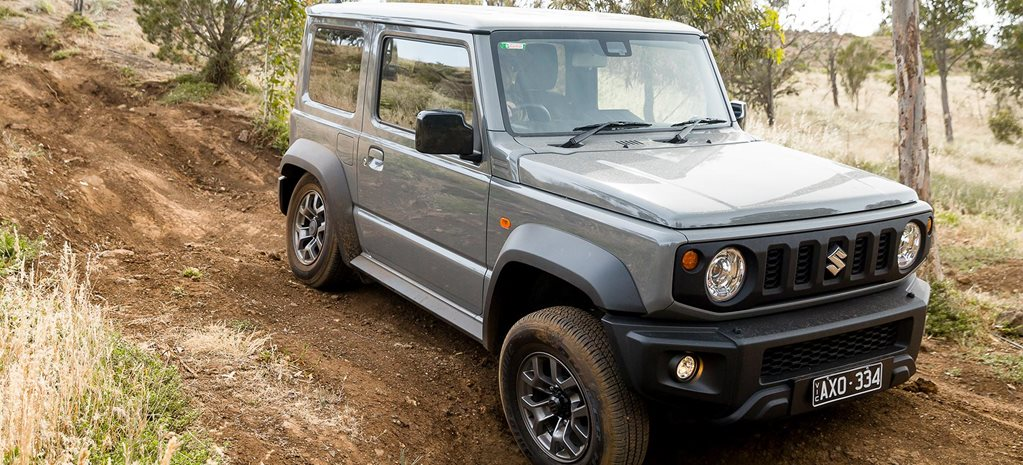 2020 4X4 Of The Year contender Suzuki Jimny feature