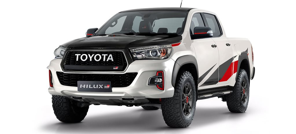 This is the V8 Hilux that Toyota won't build
