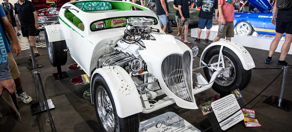 Summernats 33 Showstoppers