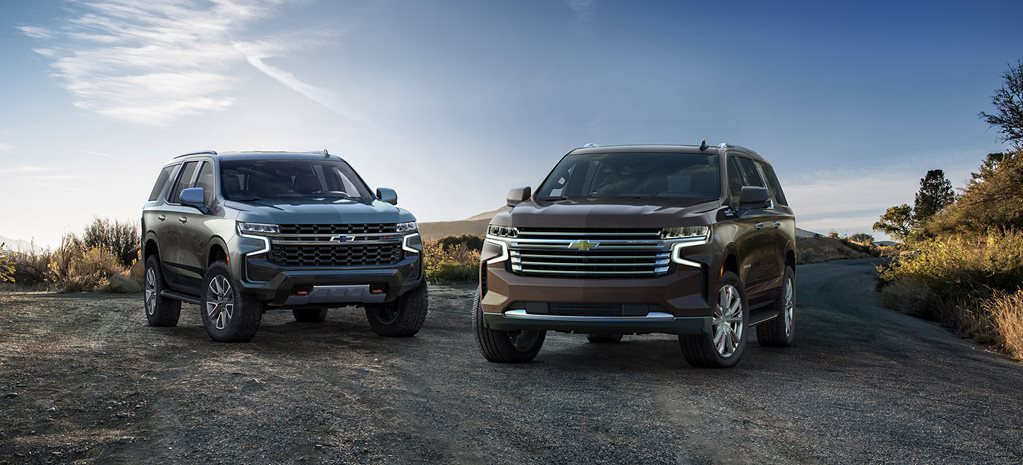 Chevrolet Suburban and Tahoe