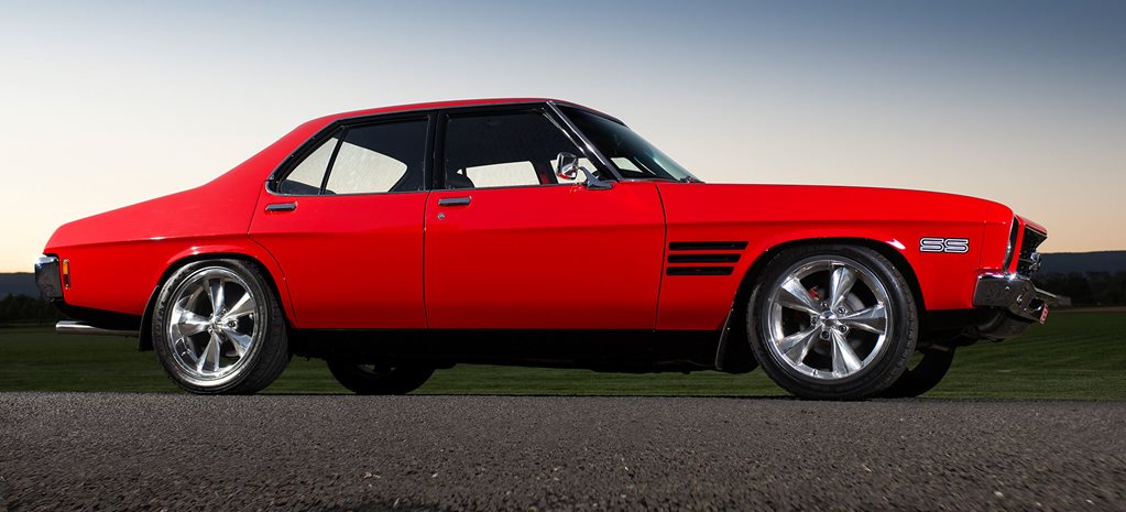 LS-powered 1972 Holden HQ SS