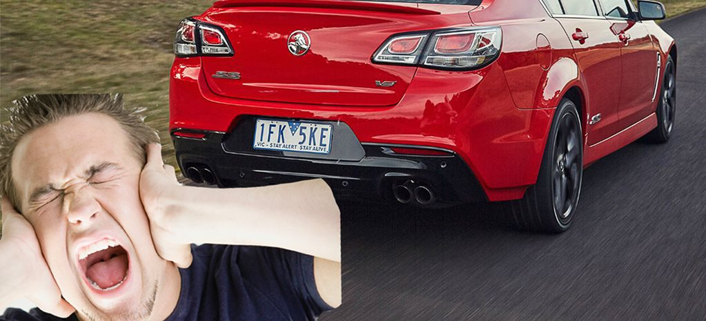 Holden Commodore owner refunded because of 'loud' V8 engine
