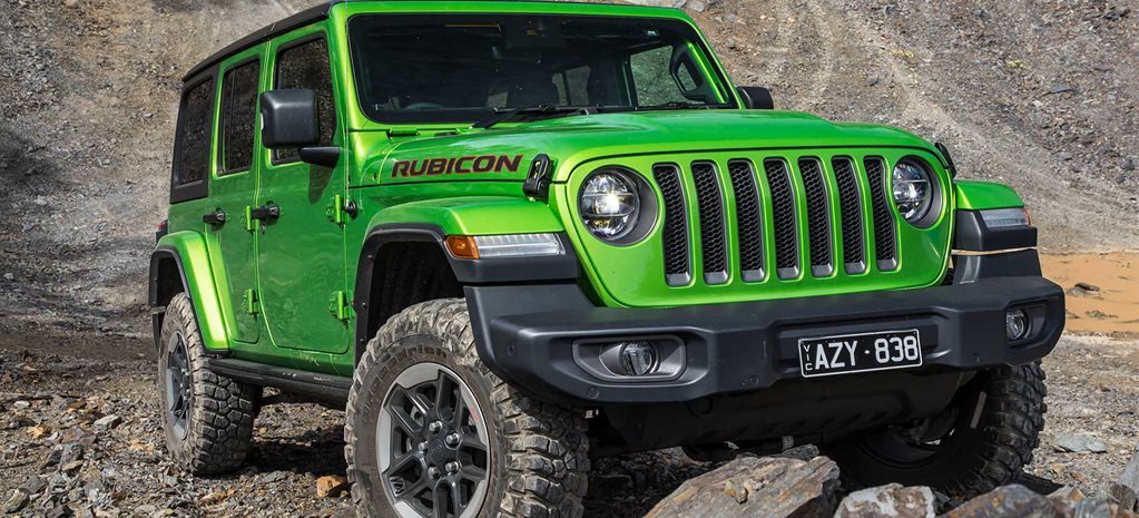 Recall issued for 2018/19 Jeep JL Wrangler