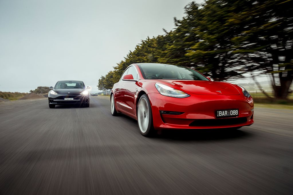 Meet the COTY 2020 finalists: Tesla Model 3