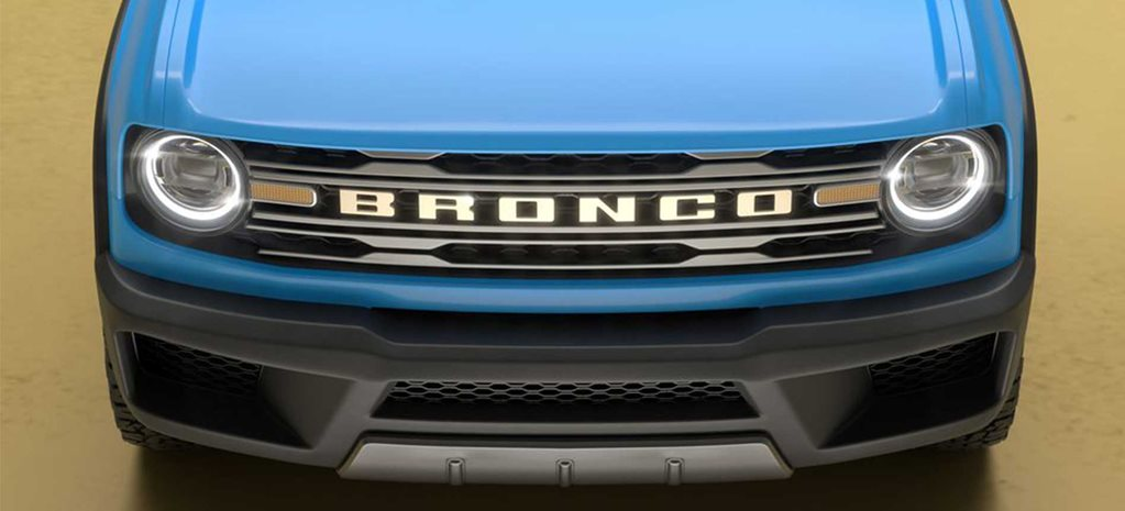 Our best look yet at the new Ford Bronco