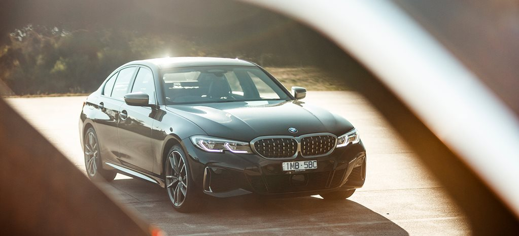 2020 BMW 3 Series Wheels Car of the Year