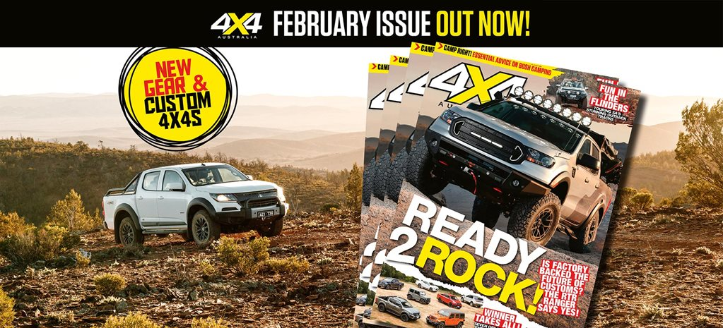 4X4 Australia February 2020 magazine preview news