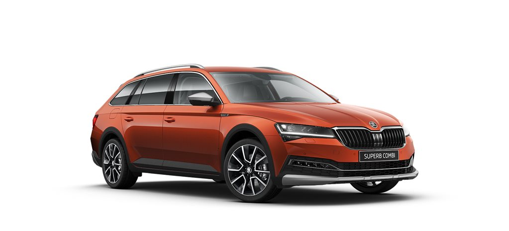 2020 Skoda Superb Scout price and features
