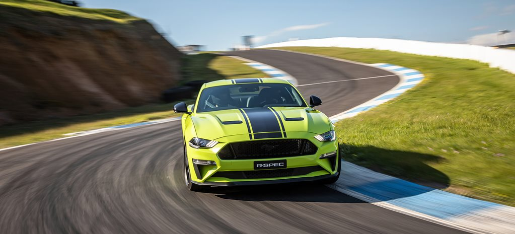 Next-gen Ford Mustang launch date confirmed