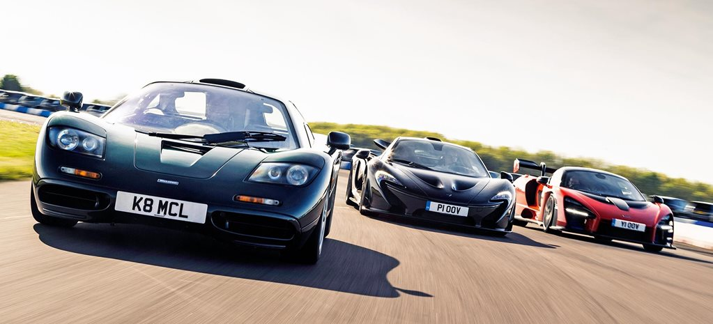 McLaren F1 vs P1 vs Senna comparison feature