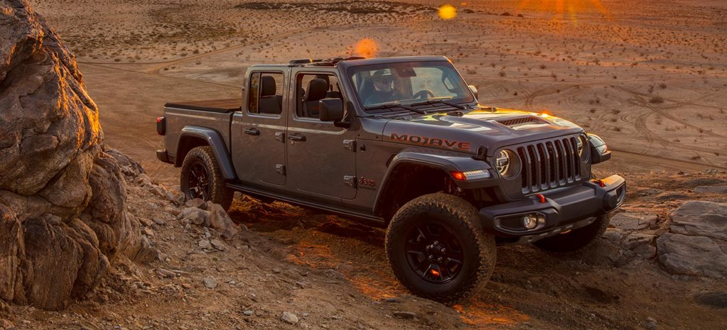 Jeep Gladiator Mojave debuts 2020 Chicago Auto Show news
