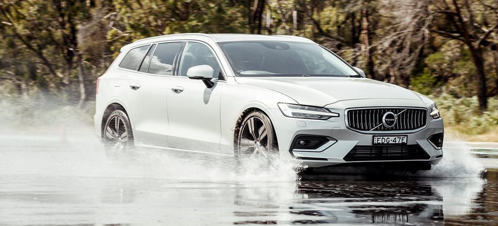 Volvo S60/V60 at Wheels 2020 Car of the Year