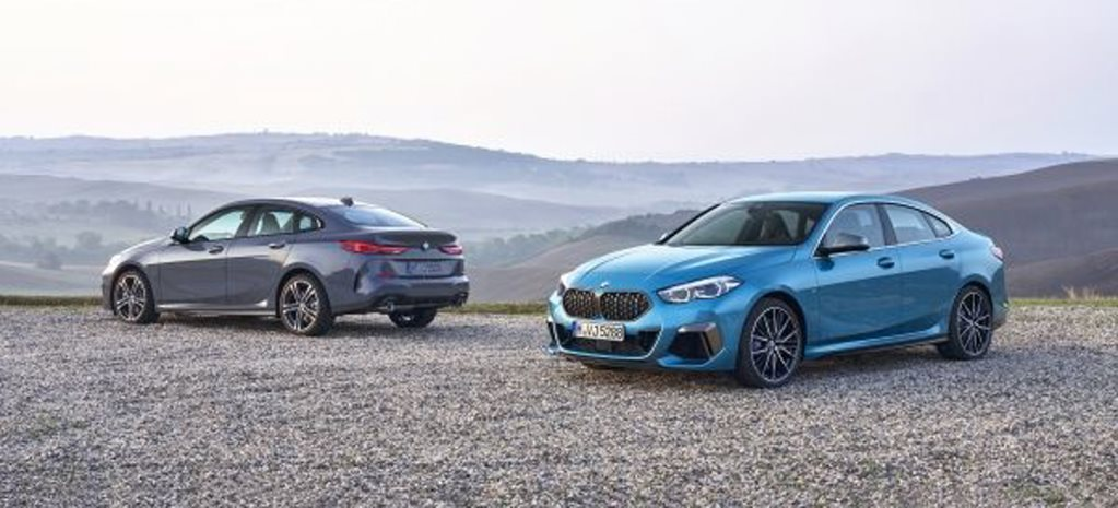 2020 BMW 1 Series Gran Coupe