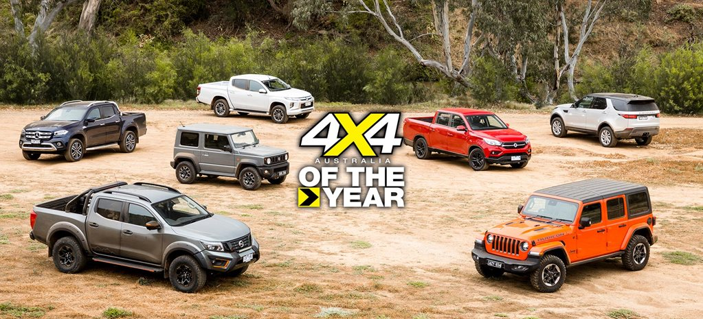 2020 4X4 of the Year Introduction feature