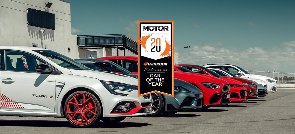Performance Car of the Year 2020 Drag Performance Test feature
