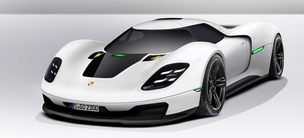 F1 tech drives new Porsche Hypercar