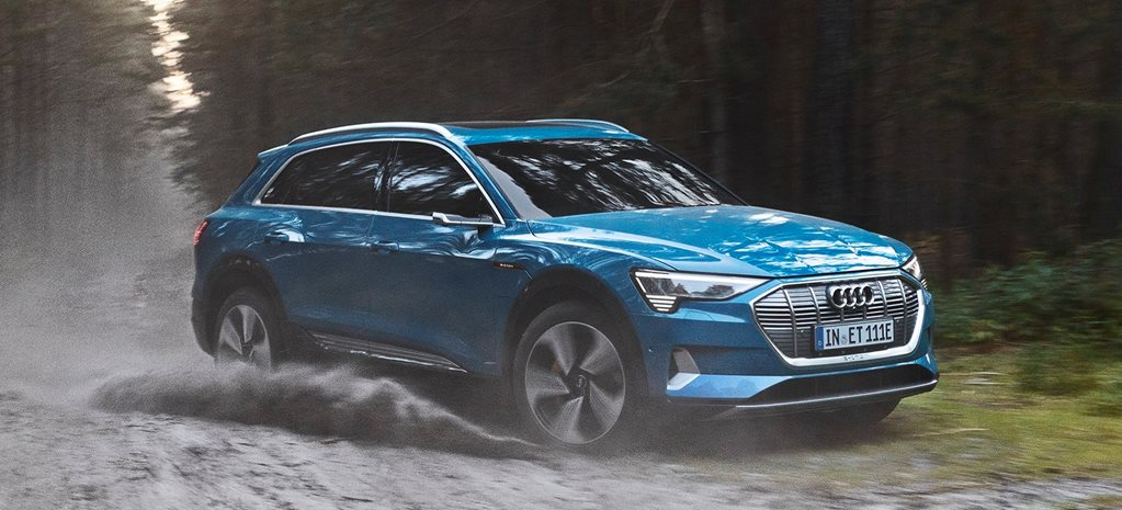 Audi e-tron SUV delayed again